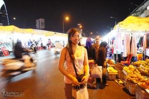Around Ben Thanh Market